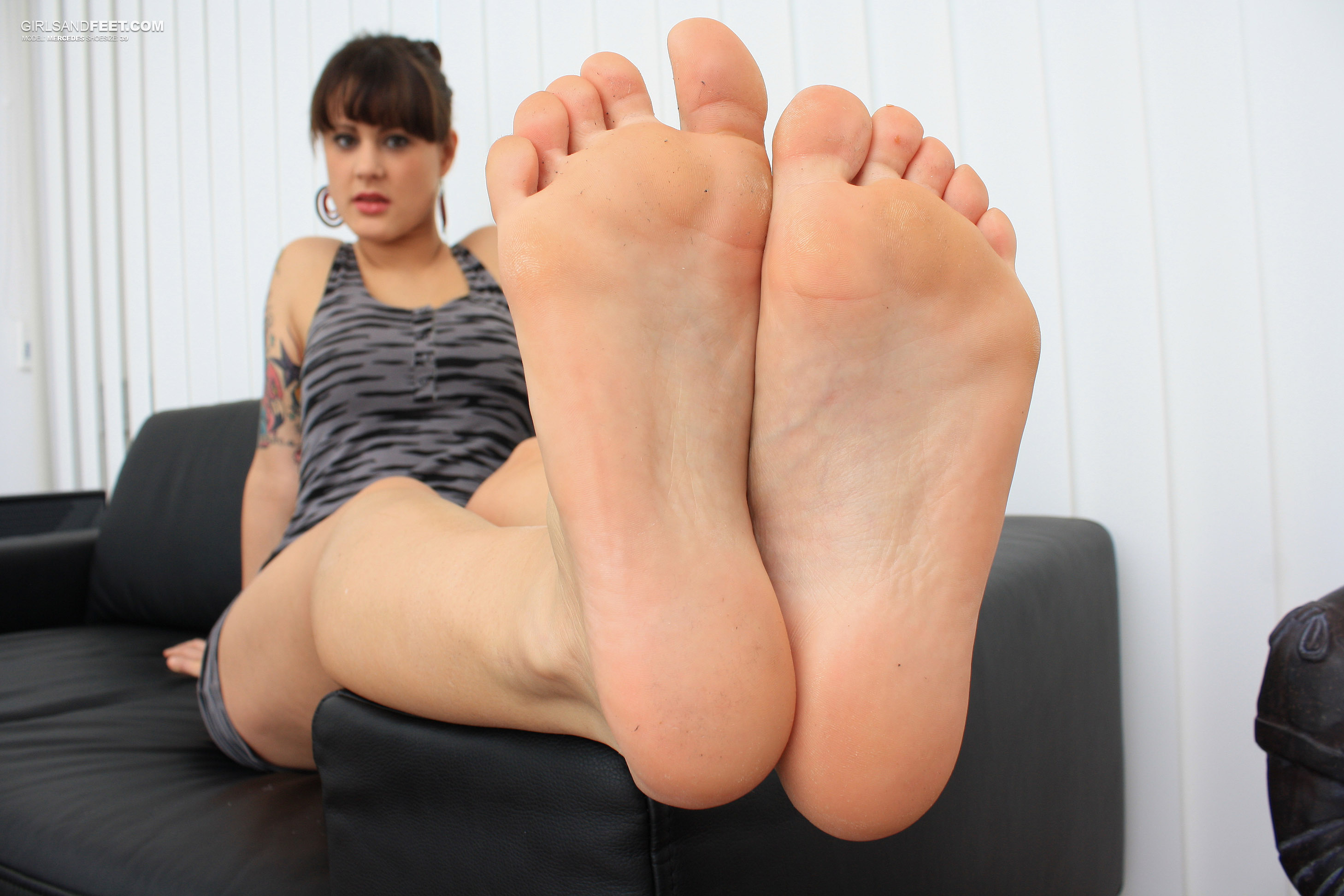 Foot sexy sole